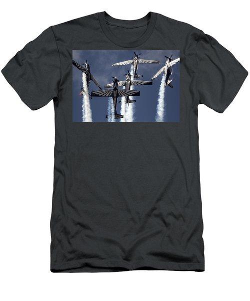 The Brake Men's T-Shirt (Slim Fit) by Paul Job