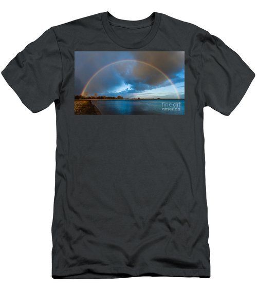 The Bridge Across Forever Men's T-Shirt (Athletic Fit)