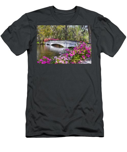 The Bridge At Magnolia Plantation Men's T-Shirt (Athletic Fit)
