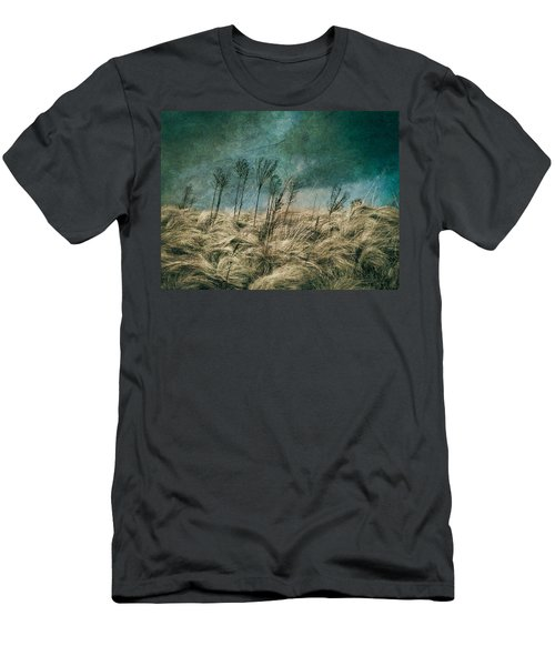 The Calm In The Storm II Men's T-Shirt (Athletic Fit)
