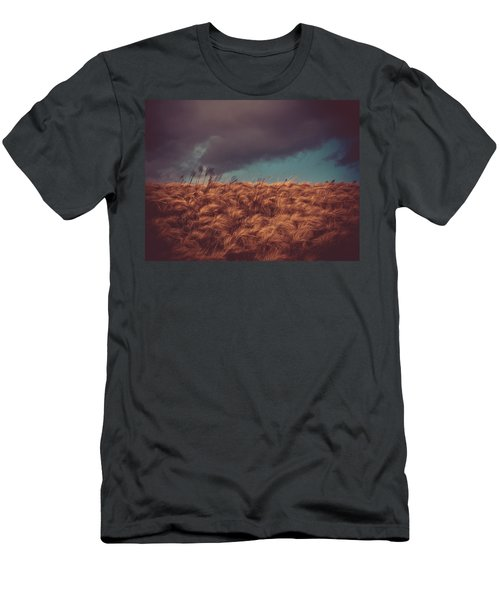 The Calm In The Storm Men's T-Shirt (Athletic Fit)