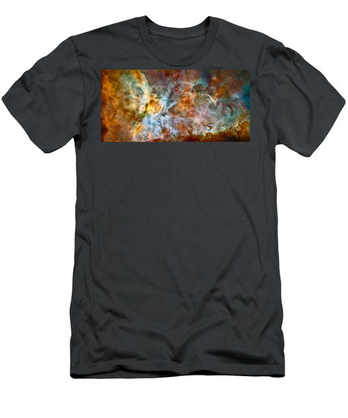 The Carina Nebula - Star Birth In The Extreme Men's T-Shirt (Athletic Fit)