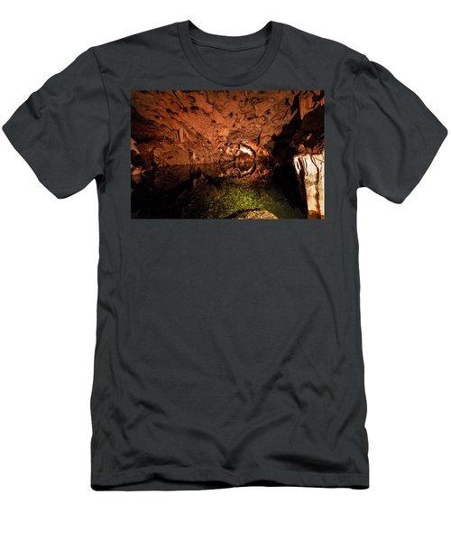 The Cave Men's T-Shirt (Athletic Fit)