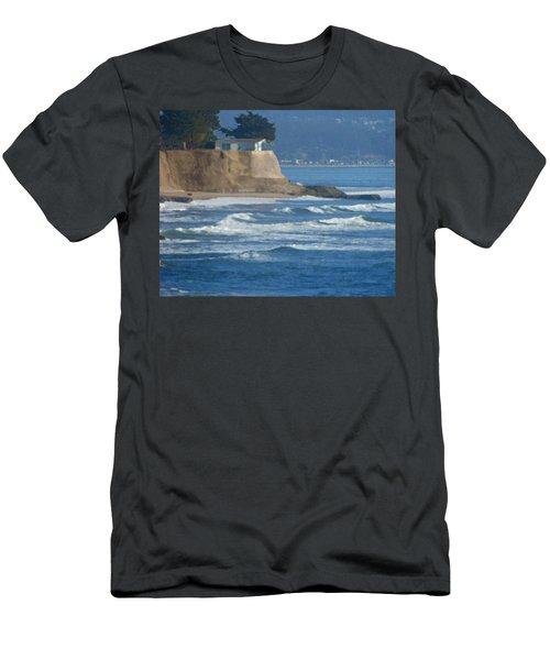 The Cliff House Men's T-Shirt (Athletic Fit)