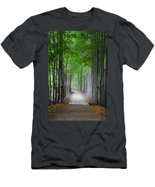 The Corridor Men's T-Shirt (Athletic Fit)