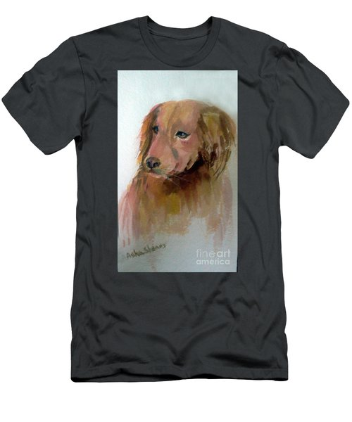 The Doggie Men's T-Shirt (Athletic Fit)