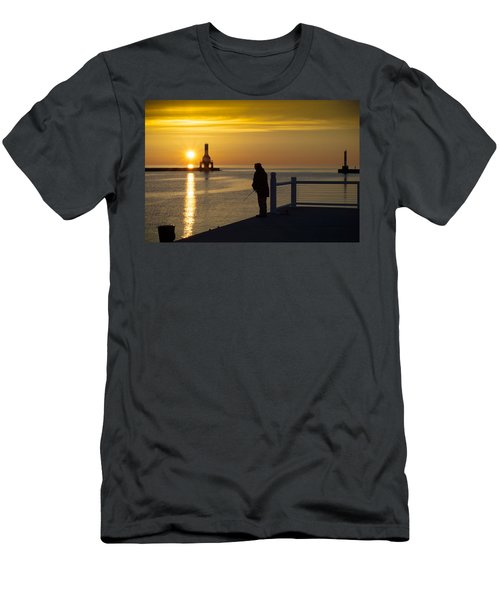 The Fisherman Men's T-Shirt (Athletic Fit)