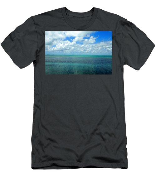 The Florida Keys Men's T-Shirt (Athletic Fit)