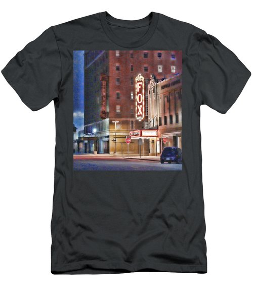 The Fox After The Show Men's T-Shirt (Athletic Fit)
