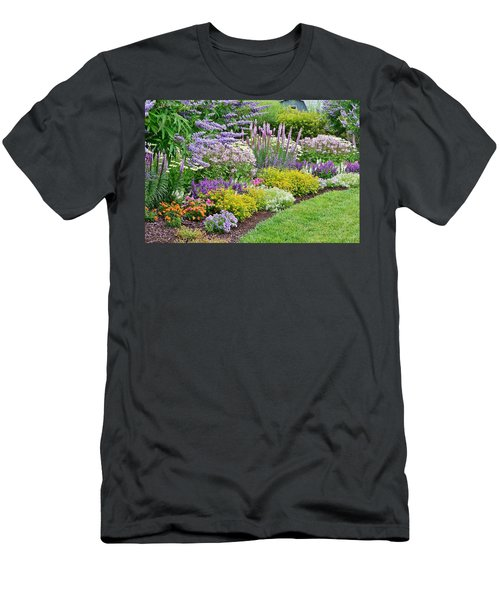 The Gardens Of Bethany Beach Men's T-Shirt (Athletic Fit)