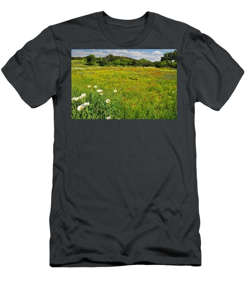 The Glory Of Spring Men's T-Shirt (Athletic Fit)