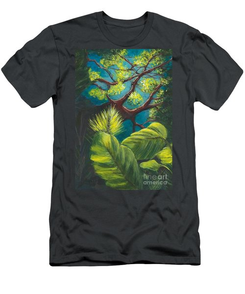 The Goblin Market Restaurant Tree Mt. Dora Men's T-Shirt (Athletic Fit)