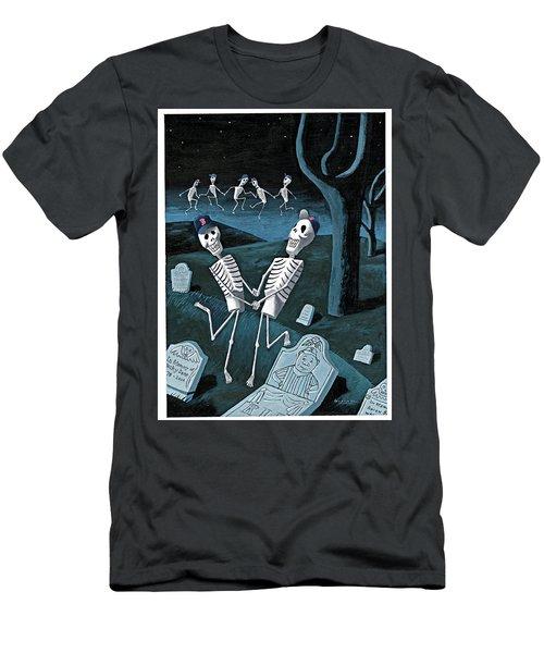 The Grateful Dead Men's T-Shirt (Athletic Fit)