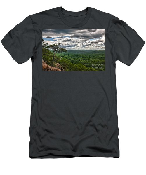 The Great Valley Men's T-Shirt (Athletic Fit)