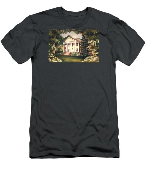 The Grove Tallahassee Florida Men's T-Shirt (Athletic Fit)