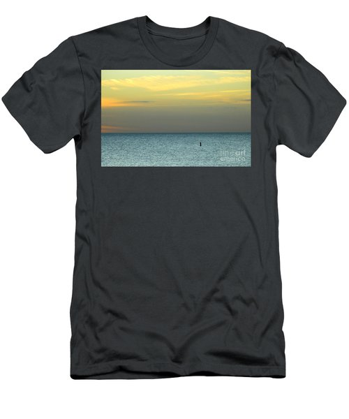 The Gulf Of Mexico Men's T-Shirt (Athletic Fit)