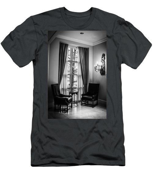 The Hotel Lobby Men's T-Shirt (Athletic Fit)