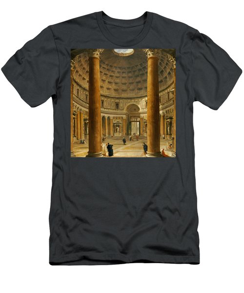 The Interior Of The Pantheon Men's T-Shirt (Athletic Fit)