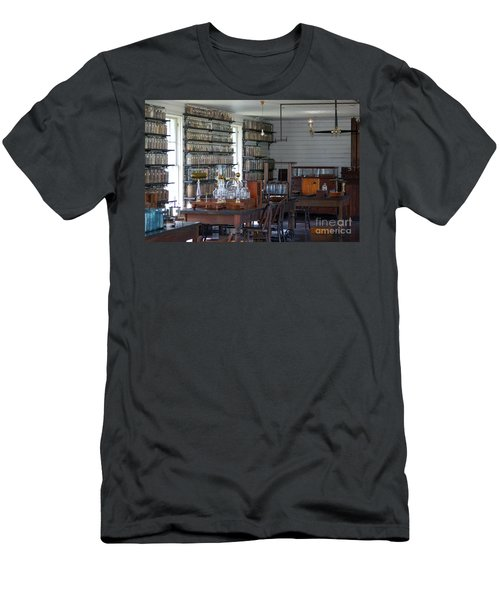 The Laboratory Men's T-Shirt (Athletic Fit)
