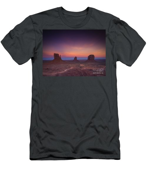 The Last Of Daylight Men's T-Shirt (Athletic Fit)