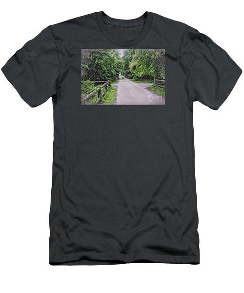 The Last Path Men's T-Shirt (Athletic Fit)