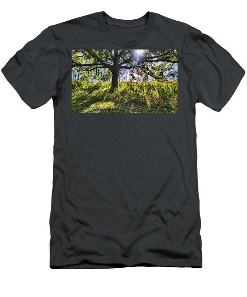 The Learning Tree Men's T-Shirt (Athletic Fit)
