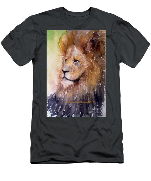 The Lion King Men's T-Shirt (Athletic Fit)