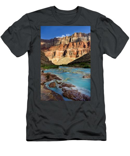 The Little Colorado  Men's T-Shirt (Athletic Fit)