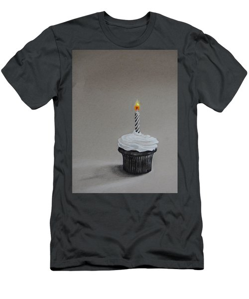 The Loneliest Birthday Ever Men's T-Shirt (Slim Fit) by Jean Cormier