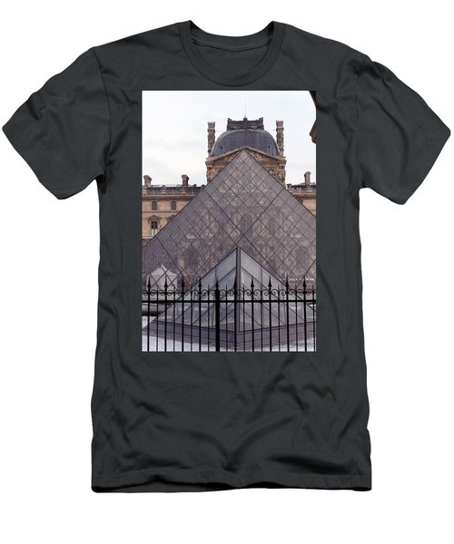 The Louvre Men's T-Shirt (Athletic Fit)