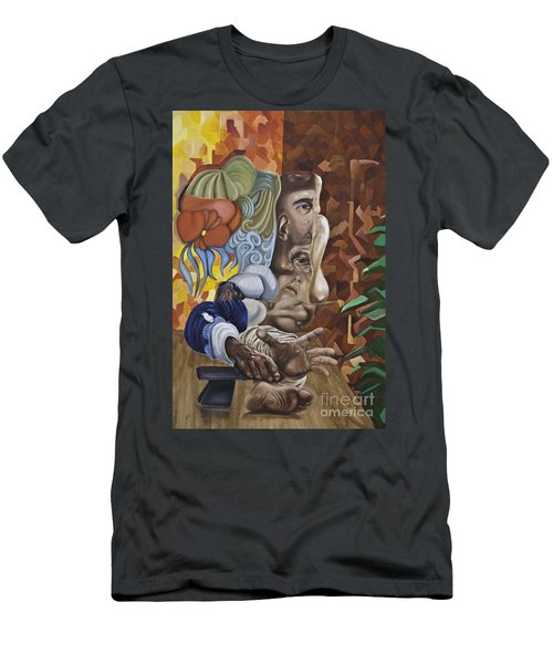 The Mad Sculptor Men's T-Shirt (Athletic Fit)