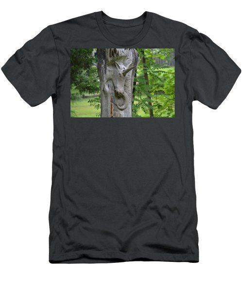 The Magic Of Unicorns Men's T-Shirt (Athletic Fit)