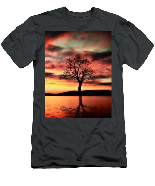 The Memory Tree Men's T-Shirt (Athletic Fit)
