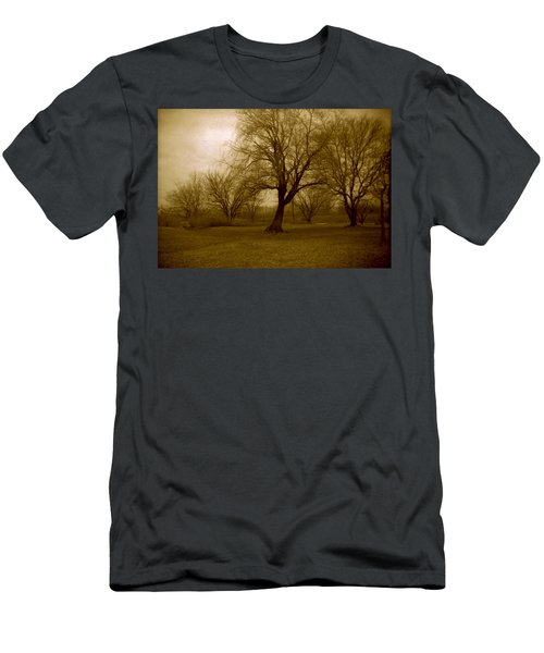 The Midnight Sky Men's T-Shirt (Athletic Fit)