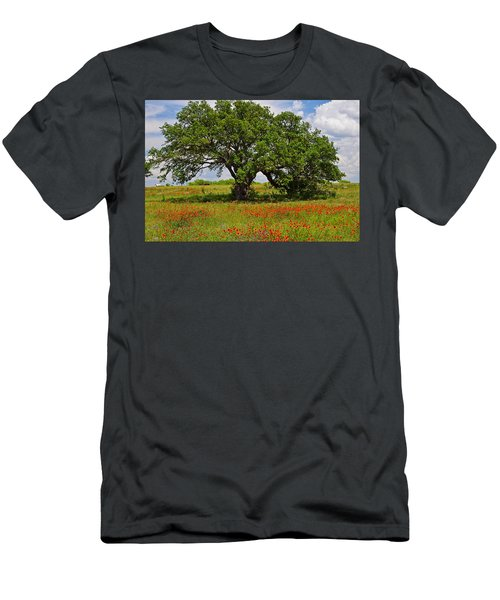 The Mighty Oak Men's T-Shirt (Athletic Fit)
