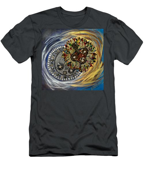 The Moon's Eclipse Men's T-Shirt (Athletic Fit)