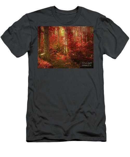 The Mystic Forest Men's T-Shirt (Athletic Fit)
