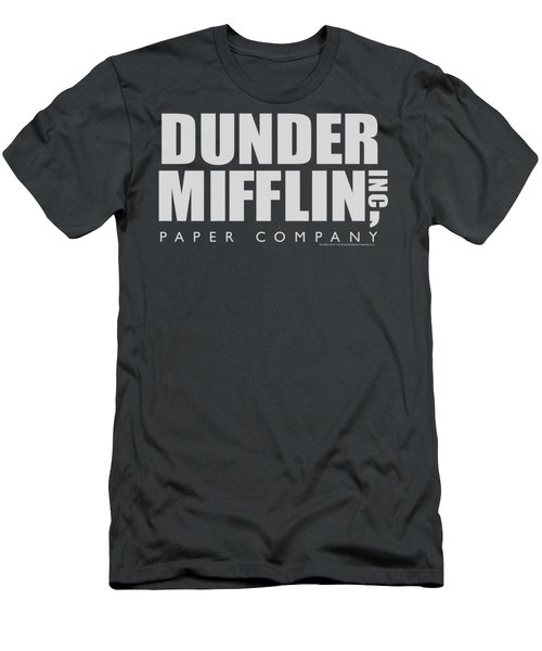 The Office - Dunder Mifflin Men's T-Shirt (Athletic Fit)