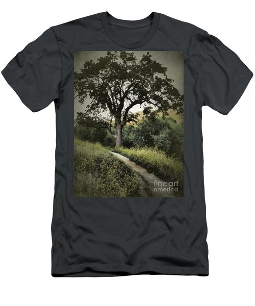 The Old Chumash Trail Men's T-Shirt (Athletic Fit)