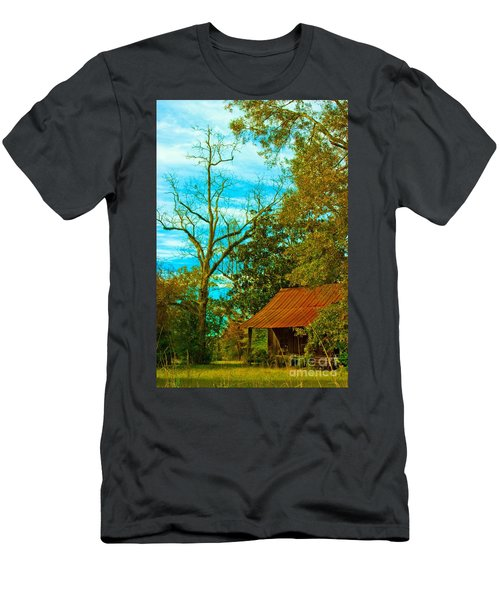 The Old Homestead 2 Men's T-Shirt (Athletic Fit)