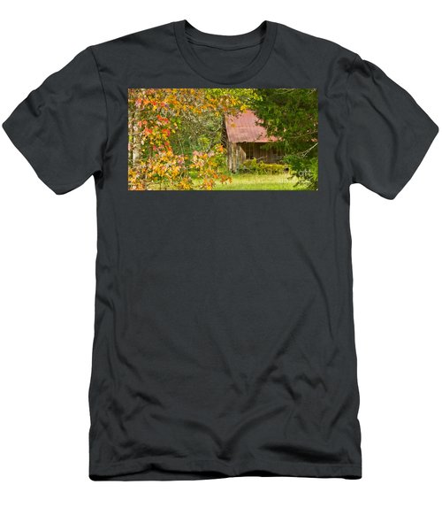 The Old Homestead 3 Men's T-Shirt (Athletic Fit)