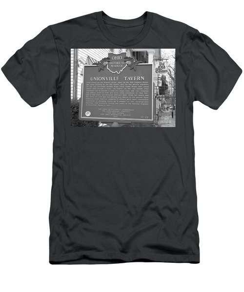 The Old Tavern II Men's T-Shirt (Athletic Fit)