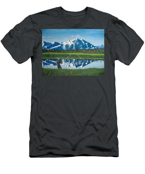 The Perfect Cast Men's T-Shirt (Athletic Fit)