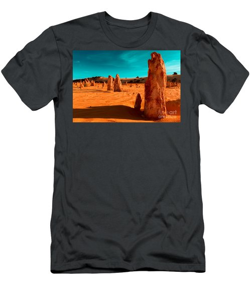 The Pinnacles Men's T-Shirt (Athletic Fit)