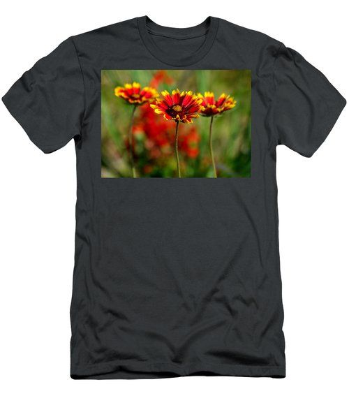The Power Of Three Men's T-Shirt (Athletic Fit)