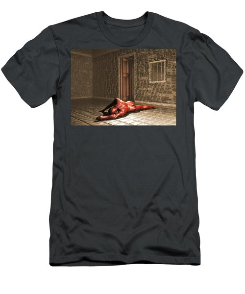 The Prisoner Men's T-Shirt (Athletic Fit)