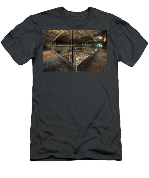 The Quarry - Big Room Men's T-Shirt (Athletic Fit)