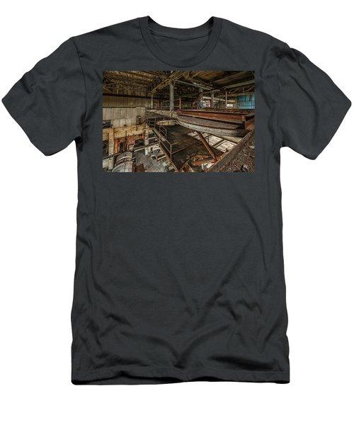 The Quarry - Levels Men's T-Shirt (Athletic Fit)