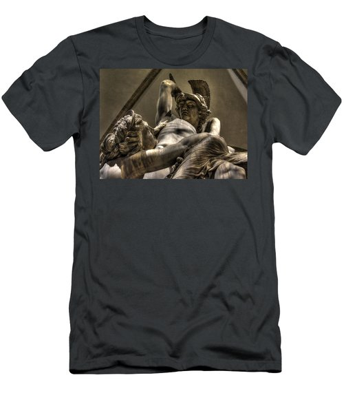 The Rape Of Polyxena Men's T-Shirt (Athletic Fit)