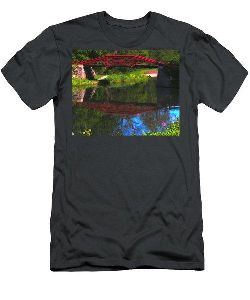 The Red Bridge Men's T-Shirt (Athletic Fit)